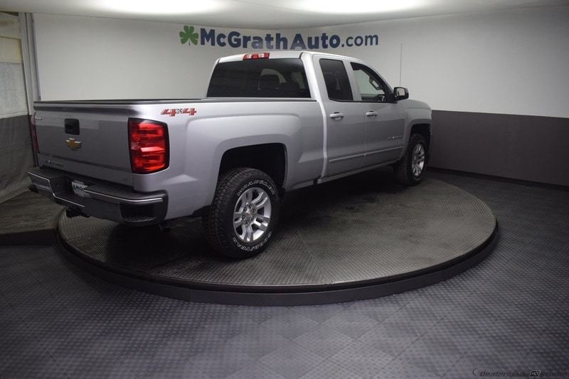 2018 Silverado 1500 Double Cab 4x4,  Pickup #C181791 - photo 19