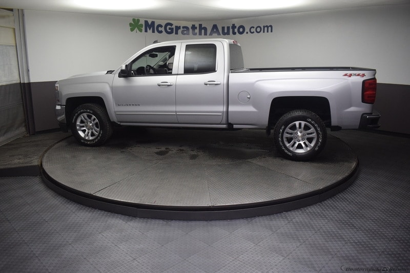 2018 Silverado 1500 Double Cab 4x4,  Pickup #C181791 - photo 21