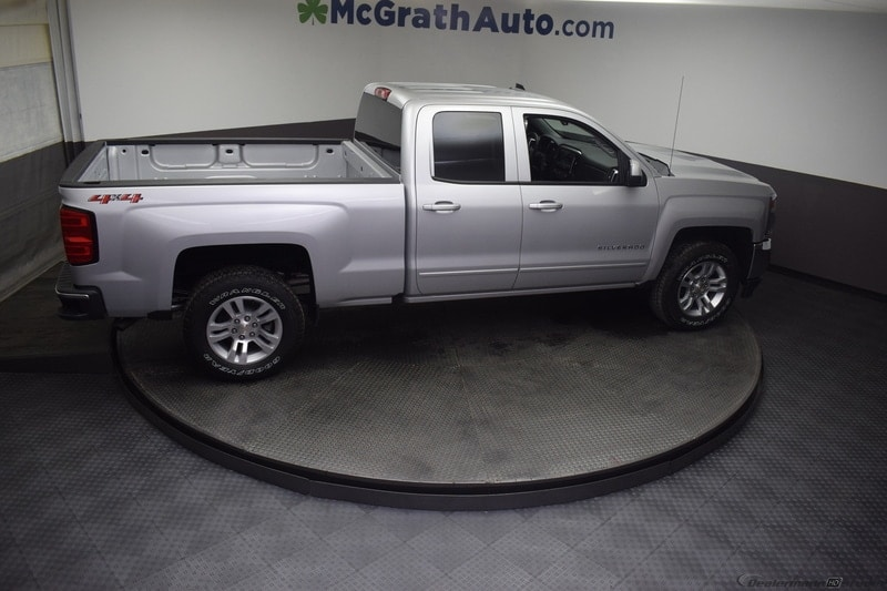 2018 Silverado 1500 Double Cab 4x4,  Pickup #C181791 - photo 25