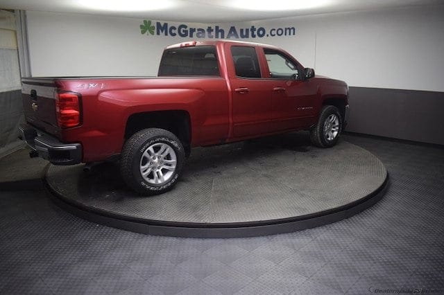 2018 Silverado 1500 Double Cab 4x4,  Pickup #C181815 - photo 17