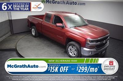 2018 Silverado 1500 Double Cab 4x4,  Pickup #C181815 - photo 28