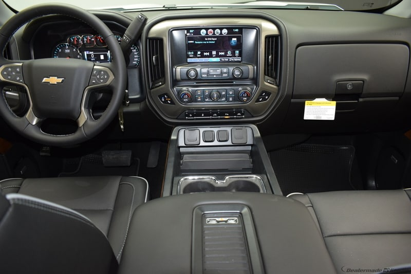 2018 Silverado 1500 Crew Cab 4x4,  Pickup #C181823 - photo 8