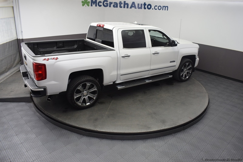 2018 Silverado 1500 Crew Cab 4x4,  Pickup #C181823 - photo 25