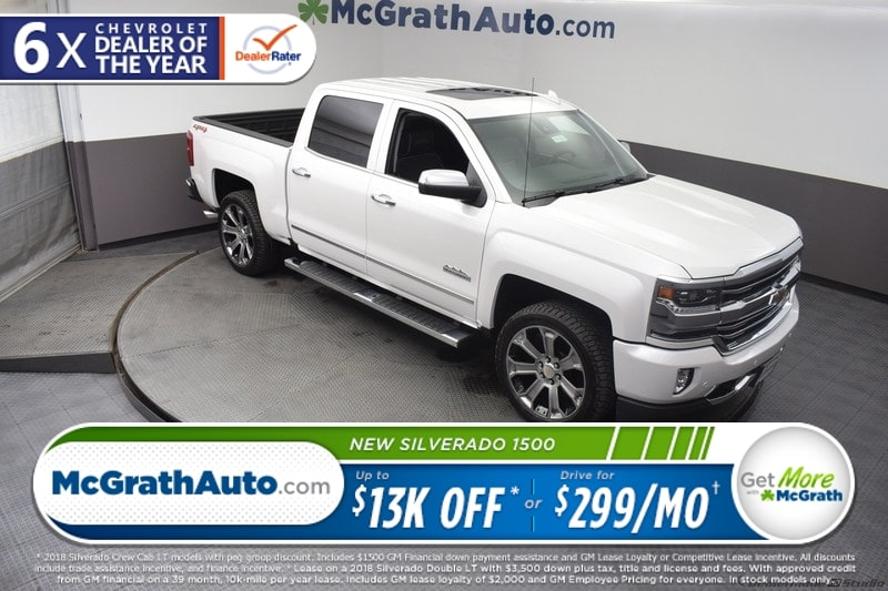 2018 Silverado 1500 Crew Cab 4x4,  Pickup #C181823 - photo 31