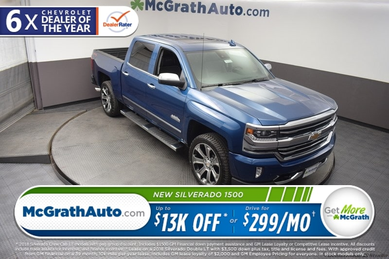 2018 Silverado 1500 Crew Cab 4x4,  Pickup #C181832 - photo 31