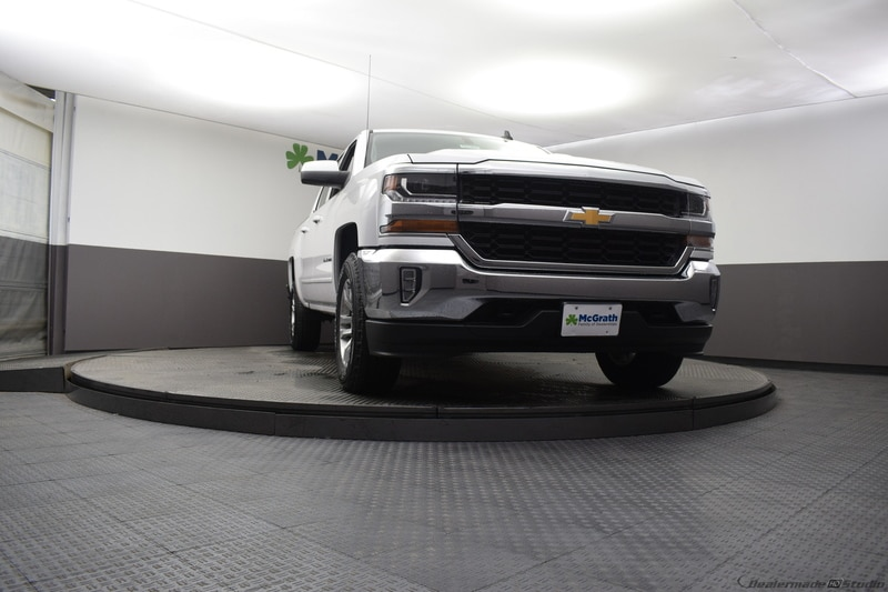 2018 Silverado 1500 Crew Cab 4x4,  Pickup #C181955 - photo 24