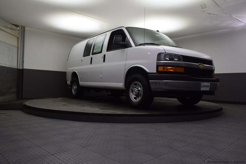 2018 Express 2500 4x2,  Empty Cargo Van #C182107 - photo 26