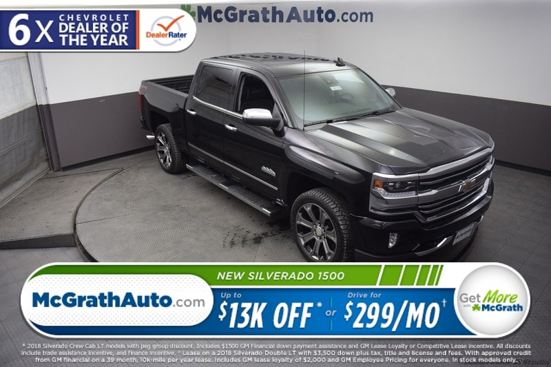 2018 Silverado 1500 Crew Cab 4x4,  Pickup #C182108 - photo 29
