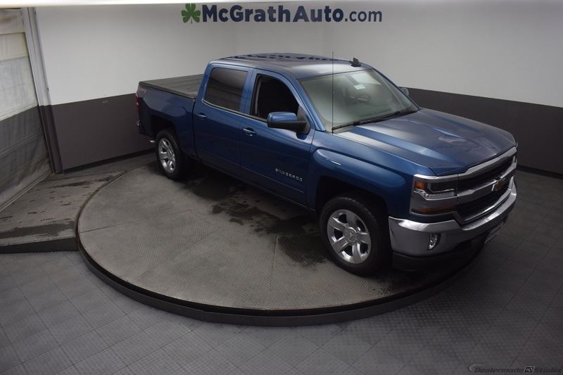 2018 Silverado 1500 Crew Cab 4x4,  Pickup #C182198 - photo 2