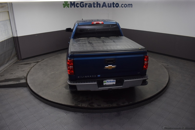 2018 Silverado 1500 Crew Cab 4x4,  Pickup #C182198 - photo 19