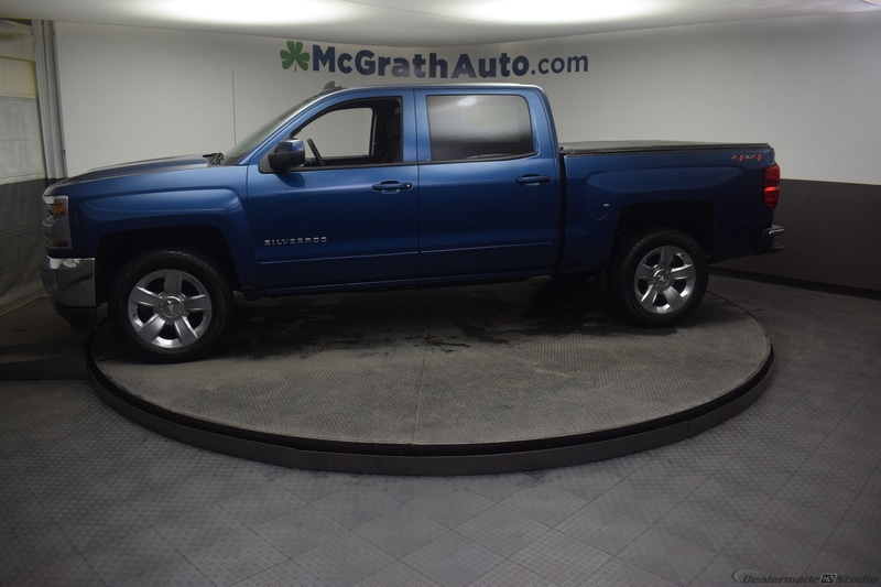2018 Silverado 1500 Crew Cab 4x4,  Pickup #C182198 - photo 20