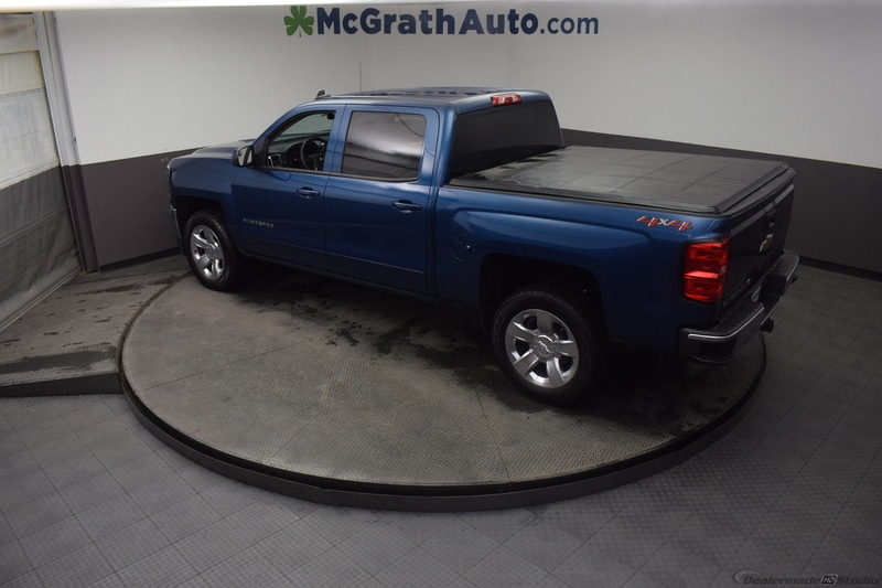 2018 Silverado 1500 Crew Cab 4x4,  Pickup #C182198 - photo 21