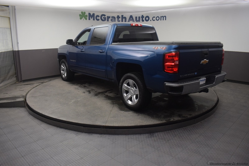 2018 Silverado 1500 Crew Cab 4x4,  Pickup #C182198 - photo 22