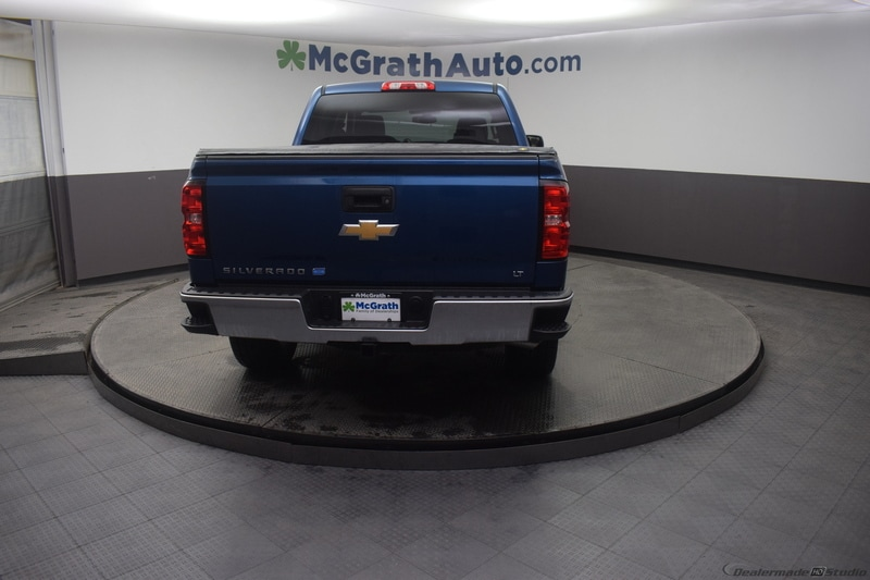 2018 Silverado 1500 Crew Cab 4x4,  Pickup #C182198 - photo 25