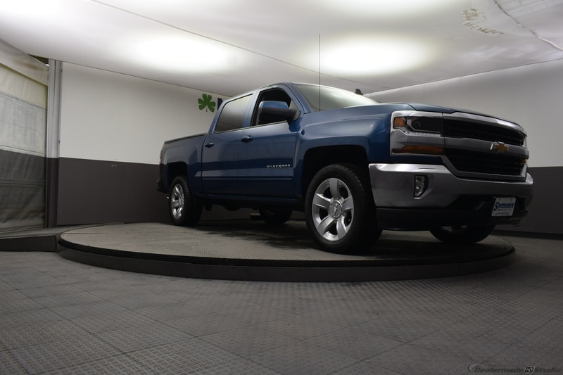2018 Silverado 1500 Crew Cab 4x4,  Pickup #C182198 - photo 27