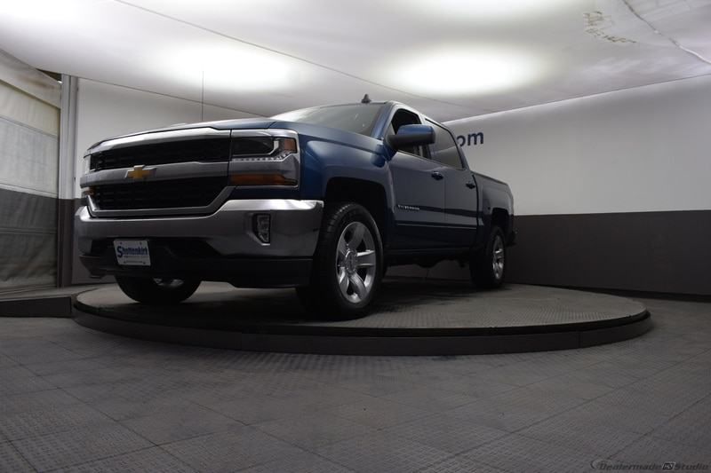 2018 Silverado 1500 Crew Cab 4x4,  Pickup #C182198 - photo 5