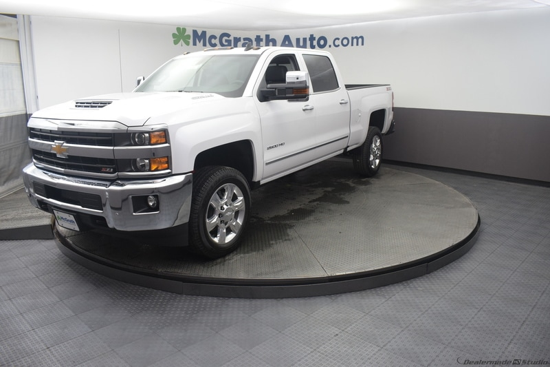 2019 Silverado 2500 Crew Cab 4x4,  Pickup #C190049 - photo 6