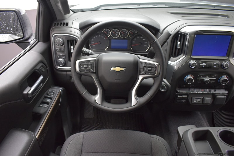 2019 Silverado 1500 Crew Cab 4x4,  Pickup #C190159 - photo 10