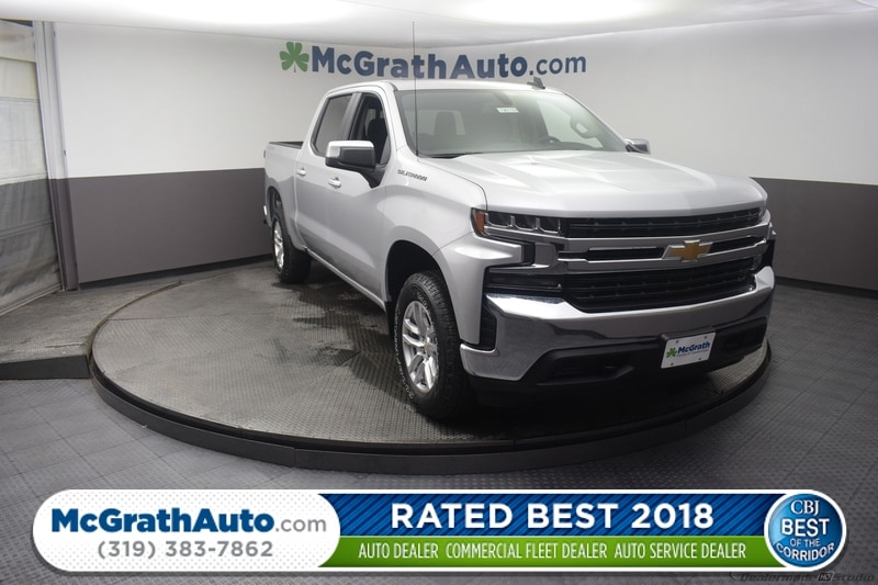 2019 Silverado 1500 Crew Cab 4x4,  Pickup #C190159 - photo 1