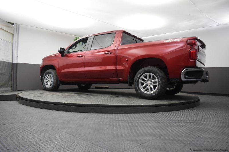 2019 Silverado 1500 Crew Cab 4x4,  Pickup #C190160 - photo 6