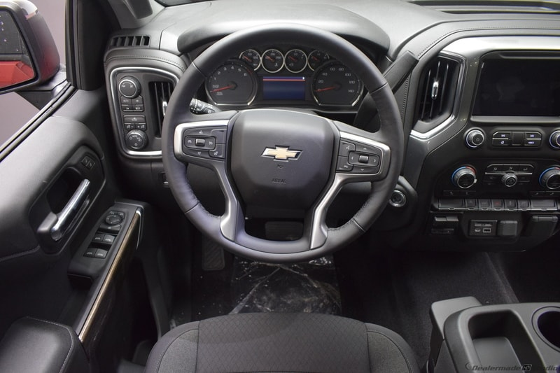 2019 Silverado 1500 Crew Cab 4x4,  Pickup #C190160 - photo 10