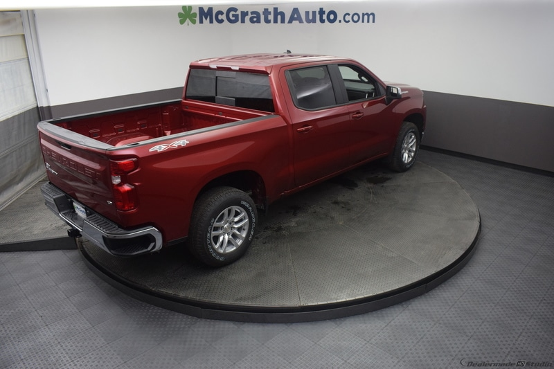 2019 Silverado 1500 Crew Cab 4x4,  Pickup #C190160 - photo 2
