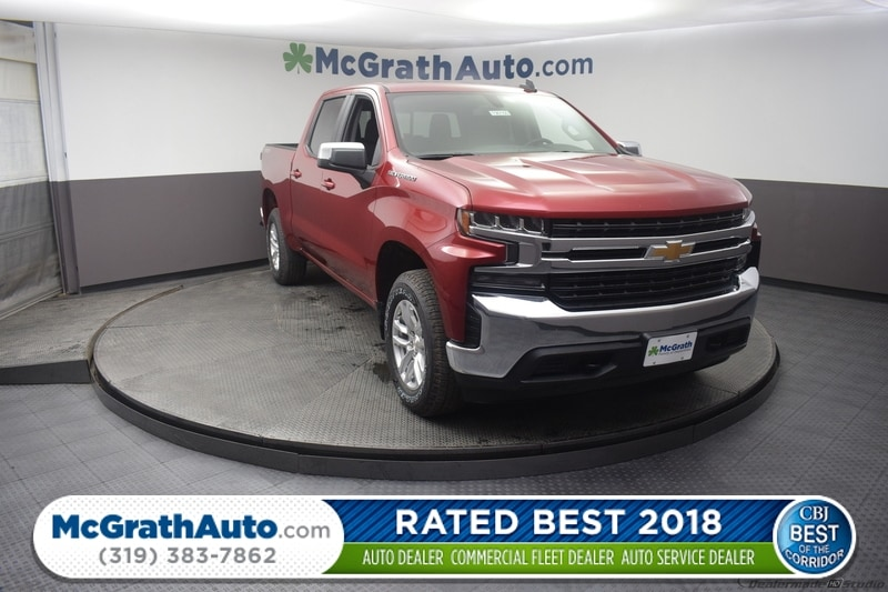 2019 Silverado 1500 Crew Cab 4x4,  Pickup #C190160 - photo 1