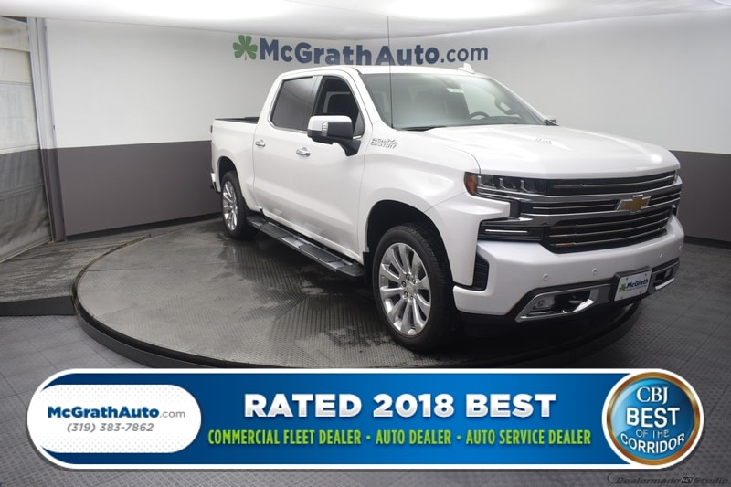 2019 Silverado 1500 Crew Cab 4x4,  Pickup #C190167 - photo 1