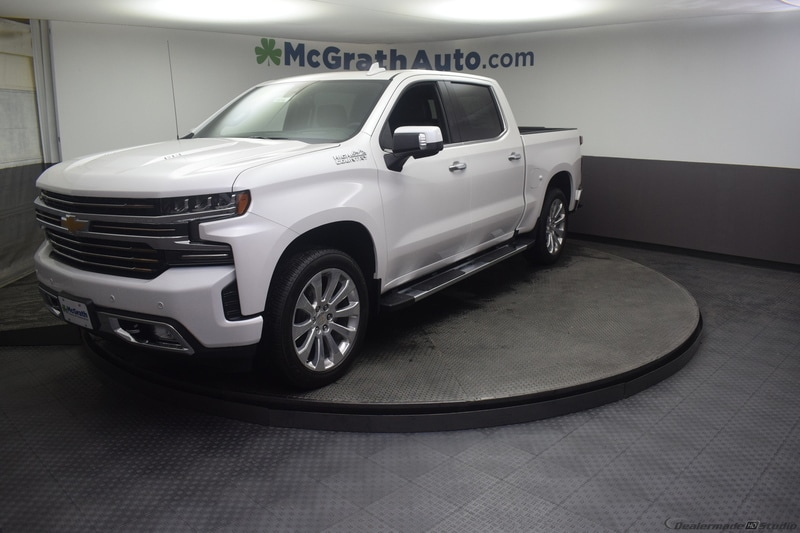 2019 Silverado 1500 Crew Cab 4x4,  Pickup #C190167 - photo 4