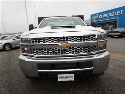 2019 Silverado 3500 Regular Cab DRW 4x4,  Knapheide Value-Master X Platform Body #C190201 - photo 3