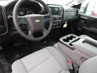 2019 Silverado 3500 Regular Cab DRW 4x4,  Knapheide Value-Master X Platform Body #C190201 - photo 5