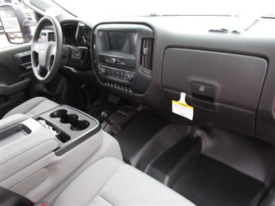 2019 Silverado 3500 Regular Cab DRW 4x4,  Knapheide Value-Master X Platform Body #C190201 - photo 11