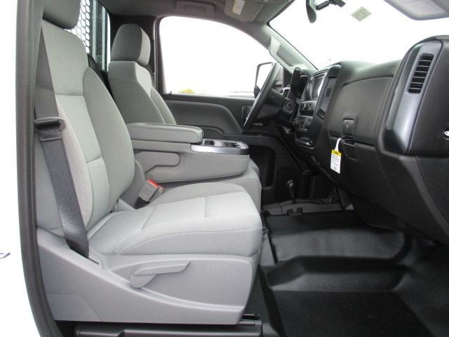 2019 Silverado 3500 Regular Cab DRW 4x4,  Knapheide Platform Body #C190206 - photo 13