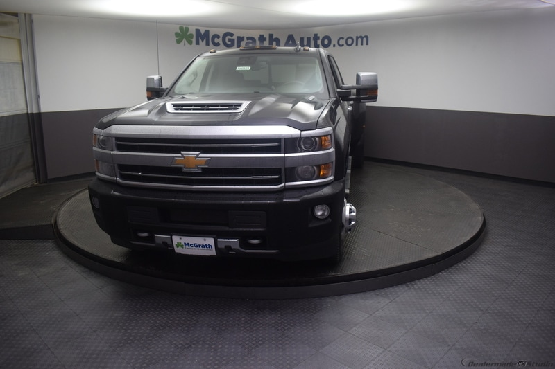 2019 Silverado 3500 Crew Cab 4x4,  Pickup #C190321 - photo 4