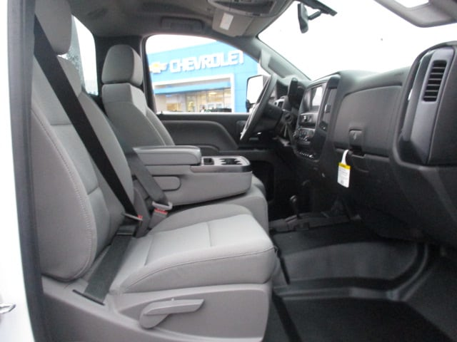 2019 Silverado 3500 Regular Cab DRW 4x4,  Knapheide Platform Body #C190406 - photo 11