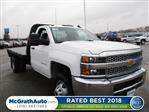 2019 Silverado 3500 Regular Cab DRW 4x4,  Knapheide Platform Body #C190406 - photo 1
