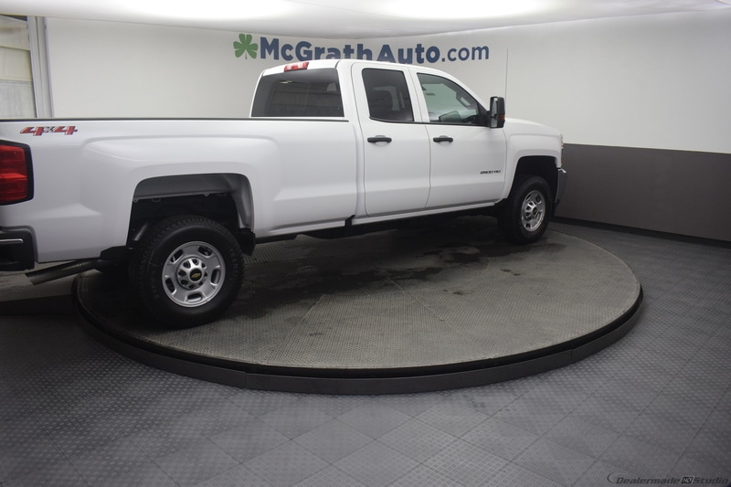 2019 Silverado 2500 Double Cab 4x4,  Pickup #C190444 - photo 17