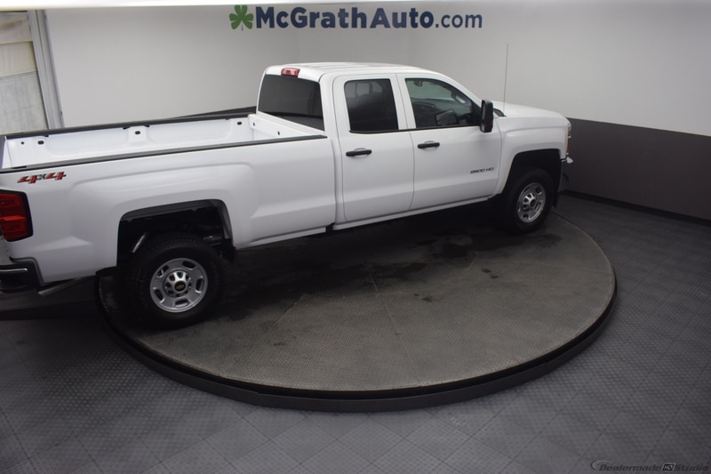 2019 Silverado 2500 Double Cab 4x4,  Pickup #C190444 - photo 18