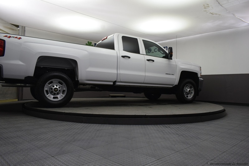 2019 Silverado 2500 Double Cab 4x4,  Pickup #C190444 - photo 24