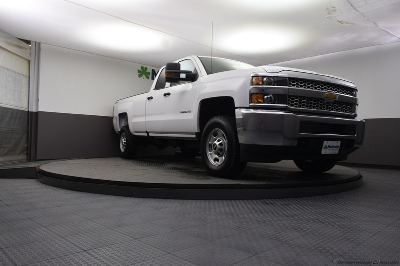 2019 Silverado 2500 Double Cab 4x4,  Pickup #C190444 - photo 25