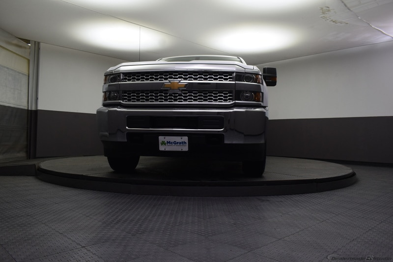 2019 Silverado 2500 Double Cab 4x4,  Pickup #C190444 - photo 26