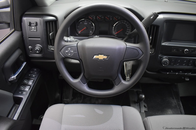 2019 Silverado 2500 Double Cab 4x4,  Pickup #C190444 - photo 9