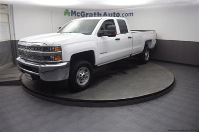 2019 Silverado 2500 Double Cab 4x4,  Pickup #C190444 - photo 4