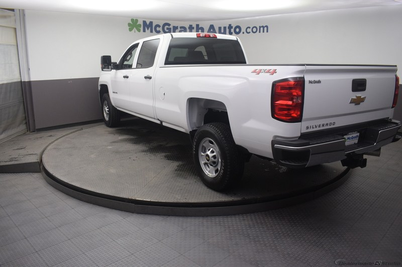 2019 Silverado 2500 Crew Cab 4x4,  Pickup #C190477 - photo 2