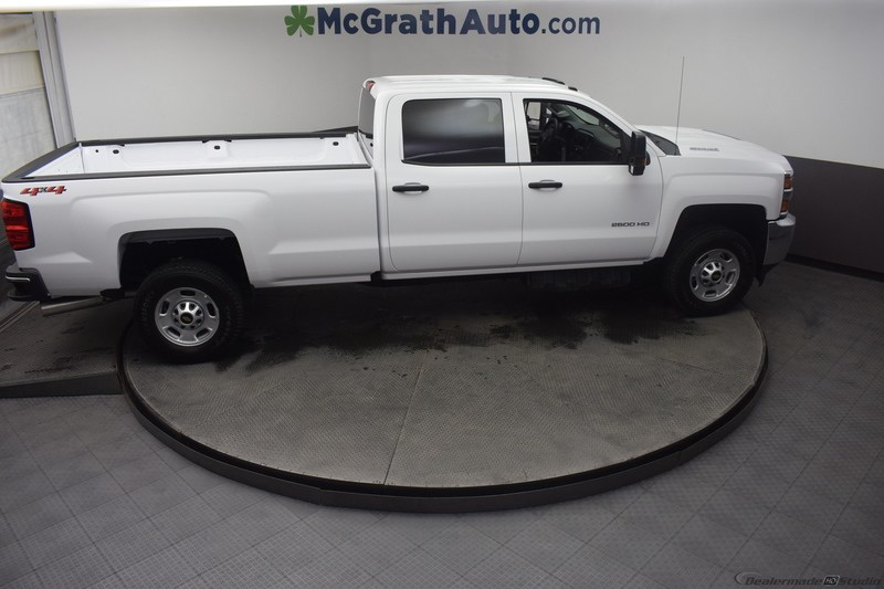 2019 Silverado 2500 Crew Cab 4x4,  Pickup #C190477 - photo 19