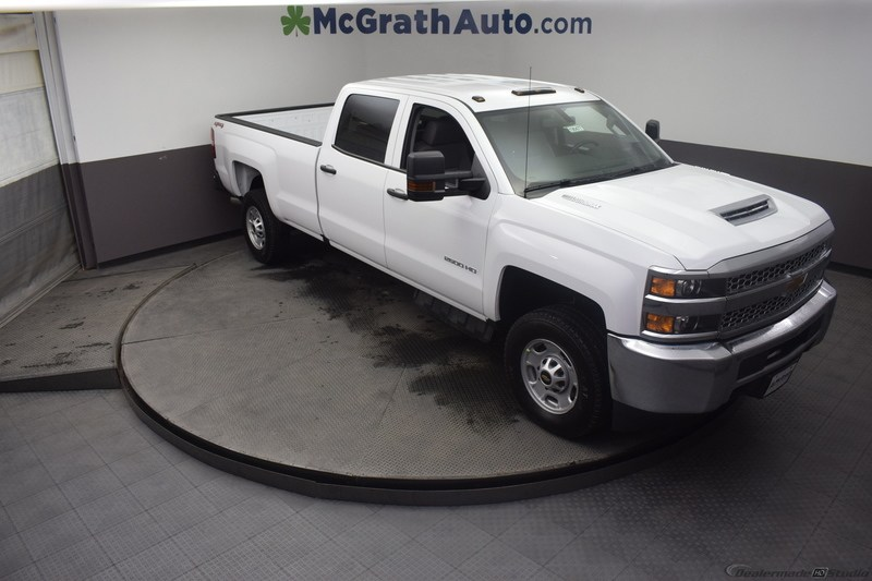 2019 Silverado 2500 Crew Cab 4x4,  Pickup #C190477 - photo 3