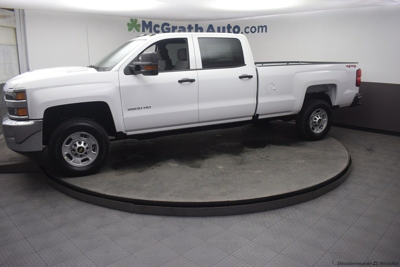 2019 Silverado 2500 Crew Cab 4x4,  Pickup #C190477 - photo 20