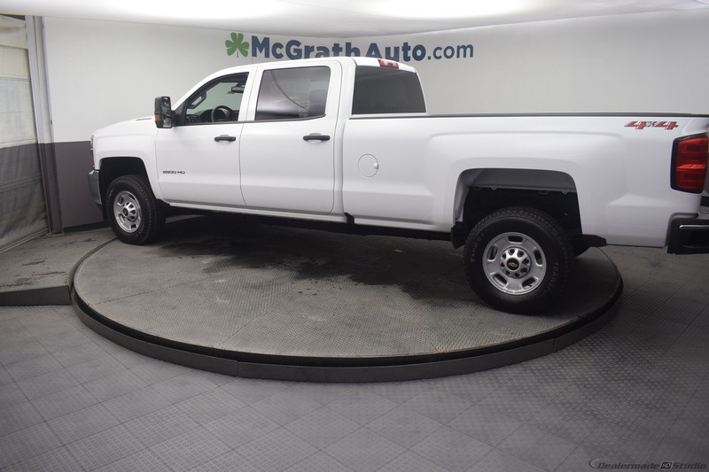 2019 Silverado 2500 Crew Cab 4x4,  Pickup #C190477 - photo 22