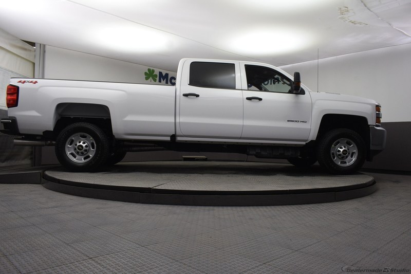 2019 Silverado 2500 Crew Cab 4x4,  Pickup #C190477 - photo 26