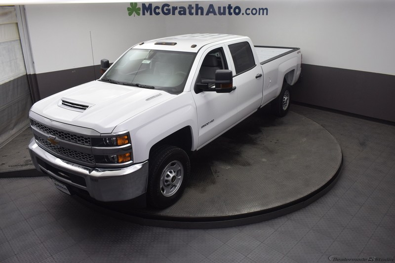 2019 Silverado 2500 Crew Cab 4x4,  Pickup #C190477 - photo 29